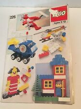 True Vintage Lego Idea Book Soft Cover Printed In Germany 1982