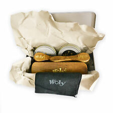 Woly Collectors Tin Shoe Care Kit. Limited Edition - Perfect Christmas Gift