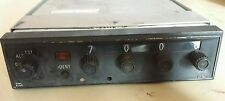 Aircraft king transponder KT78A mode c with mounting tray