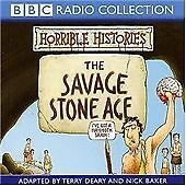 Horrible Histories: The Savage Stone Age (BBC Radio Collection), Baker, Nick, De
