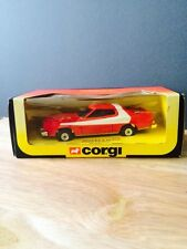 STARSKY AND HUTCH FORD TORINO 292 CORGI DIE CAST MODEL IN BOX 1984