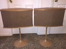 Bose 901 Series VI Speaker System with Bose stands and Bose Equalizer