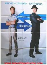 ARRETE MOI SI TU PEUX Catch me if you can Affiche Cinéma Movie Poster TOM HANKS
