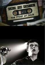MUSIC FOR MISFITS: THE STORY OF INDIE - 3 HR./EPISODE BBC FOUR DOCUMENTARY DVD