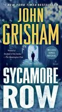SYCAMORE ROW BY JOHN GRISHAM (2014) BRAND NEW TALL RACK PAPERBACK FREE SHIPPING
