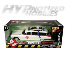 GHOSTBUSTERS ECTO-1 CLASSIC 1:14 REMOTE CONTROL CAR +6 YEARS