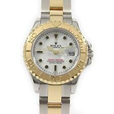 Authentic ROLEX 169623 Yacht-Master SSxYG Automatic  #260-001-911-0974