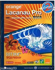 Publicité Advertising 2002 Surf Lacanau Pro