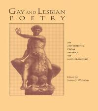 Gay and Lesbian Poetry: An Anthology from Sappho to Michelangelo (Garl-ExLibrary