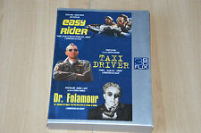 coffret DVD 3 films : taxi driver, Easy Rider, Dr Folamour - VF