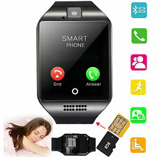 Bluetooth Smart Wrist Watch Phone For Samsung S7 Edge S6 Note 5 LG G5 Motorola E