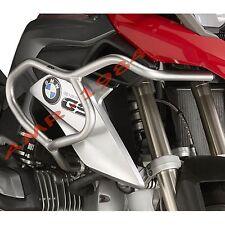 PARASERBATOIO INOX BMW R1200 GS dal 2013  DX + SX TNH5114OX - BMW R 1200 GS 2013