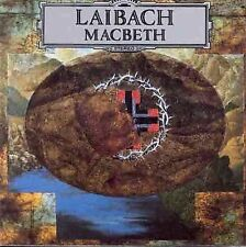 Laibach: Macbeth  Audio Cassette