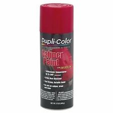 Dupli-Color BCP100 Red Brake caliper Spray Paint durable, protective coating
