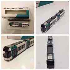 Modellismo Tram Tomytec TLR0605 motorizzato con chassis TM-LRT01 in scala N