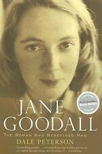 Jane Goodall : The Woman Who Redefined Man by Dale Peterson (2008, Paperback)