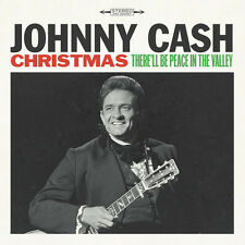 Johnny Cash - Christmas: There'll Be Peace In The Valley [New Vinyl]