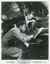 PAUL NEWMAN PARIS BLUES 1961 PHOTO ORIGINAL #7 JAZZ SAINT-GEMAIN DES PRES