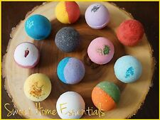 Bath fizzies lush & luxurious bath bomb fizzy pack of 24 assorted 2.5 oz. lot