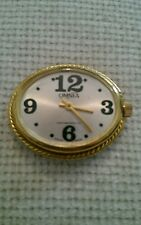 Vintage Omnia anti-magnetic swiss made oval watch