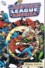 Justice League of America Hereby Elects by Conway Fox Dillin TPB 2006, DC Comics