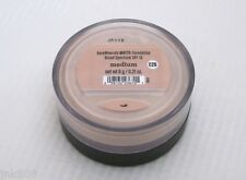 BARE ESCENTUALS bareMinerals MATTE Foundation * MEDIUM C25 * 6g Click Lock Go