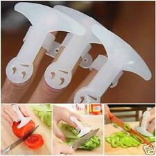 Smile Face Kitchen Chopping Vegetables Armguard Device Finger Protector