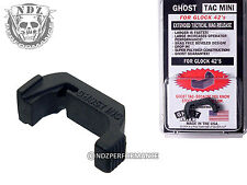 Ghost Extended Magazine Release TAC MINI for Glock 42 ONLY!