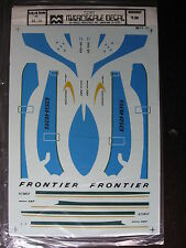 1/144 MICRO SCALE DECAL N°26 BOEING 737 FRONTIER DECALCOMANIE