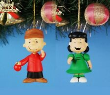 Decoration Xmas Ornament Home Party Decor Peanuts and Friends LINUS LUCY