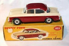 Dinky 165 Humber Hawk, Very Good Condition in Original Box