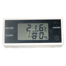 New MS Digital Thermometer & Hygrometer /Poultry Incubators & Eggs & Brooders