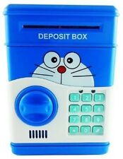 Latest Money Safe Kids Piggy Savings with Electronic Lock ATM Bank