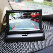 "4.3"" TFT 16:9 LCD Foldable Car Rearview Mirror Monitor Car Camera DVR DVD"