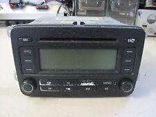 RADIO CD ORGINALE VOLKSWAGEN RCD 300 NON FUNZIONANTE
