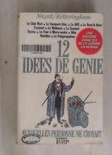 12 idées de génie / 1987 / Nayak / Ketteringham