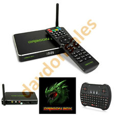 Internet Streaming Device TV Dragon Box WiFi Media Player DB5 Bundle MAKE OFFER