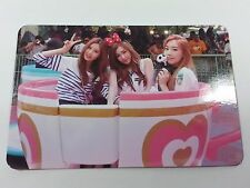 TTS 2nd HOLLER Group Official Photocard 1p K-POP Idol All members TAETISEO SNSD