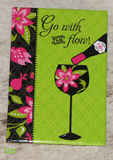 """LEANIN TREE """"Go With The Flow"""" Magnet ~ Miss Congeniality Collection ~"""