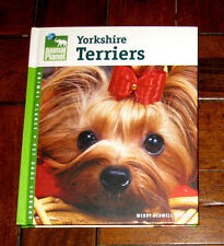 BOOK: Animal Planet Yorkshire Terriers /Yorkies Dogs Puppy Pet Training Grooming