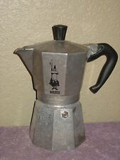 Bialetti Moka Express Coffee Maker Stovetop Percolator Made In Italy F18