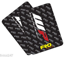 FRO SYSTEMS WP UPPER FORK STICKERS IDEAL FOR KTM EXC 125 EXC 200 EXC 250 EXC 300