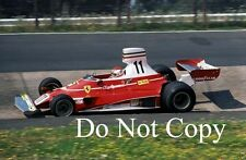 Clay Regazzoni Ferrari 312 T German Grand Prix 1975 Photograph