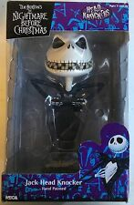 Jack Skellington Head Knocker - The Nightmare before Christmas - RARE - Boxed!
