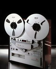 Vintage AKAI GX-747 dbx Professional Reel to Reel Tape Deck Recorder
