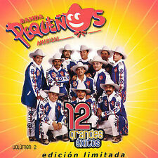 12 Grandes Exitos, Vol. 2 [Limited] by Banda Peque€os Musical (CD, Apr-2007,...