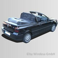 VW GOLF CABRIOLET MK 3 & 4 Convertible WIND DEFLECTOR vento STOP screen (Bodi XL)