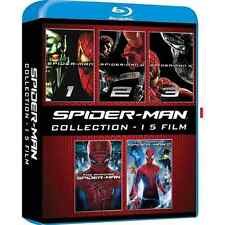 Cof *** SPIDER-MAN Collection (5 Blu-ray) *** sigillato