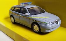 NEW RAY ALFA ROMEO 156 GUARDIA DI FINANZA 1:43 ART 19873C
