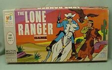 Vintage 1966 The Lone Ranger board game  MB #4721